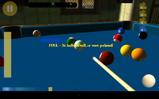 Pocket Pool 3D For PC Windows (7, 8, 10, 10X) & Mac Computer Image Number- 20