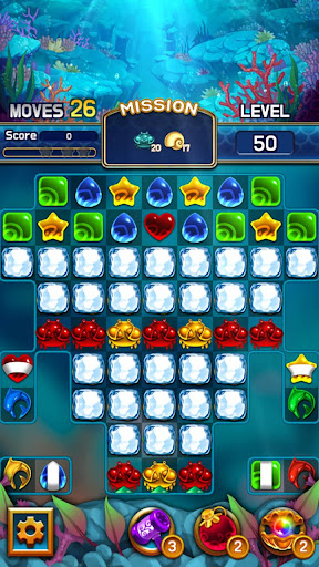 Jewel Abyss: Match3 puzzle 1.13.1 screenshots 6