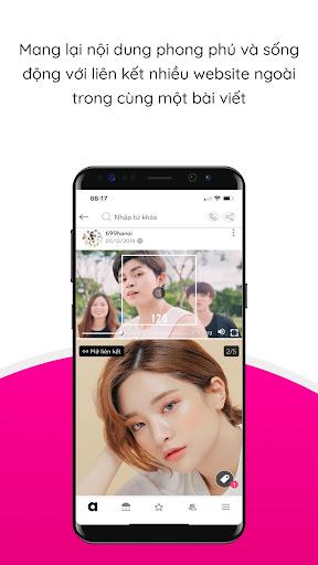 Azibai - Mu1ea1ng xu00e3 hu1ed9i kinh doanh apktram screenshots 14