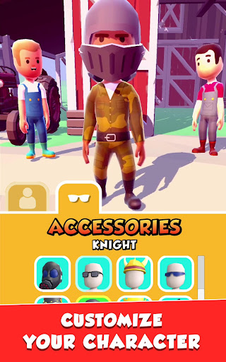 Swipe Fight!  screenshots 13