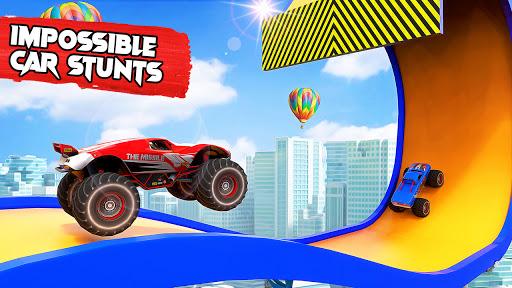 Top Monster Truck Stunts: Free Car Racing Games  screenshots 2