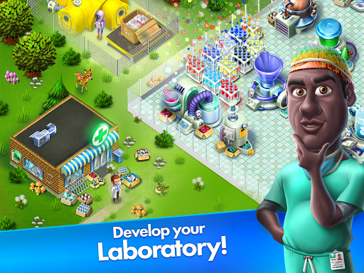 My Hospital: Build. Farm. Heal screenshots 8