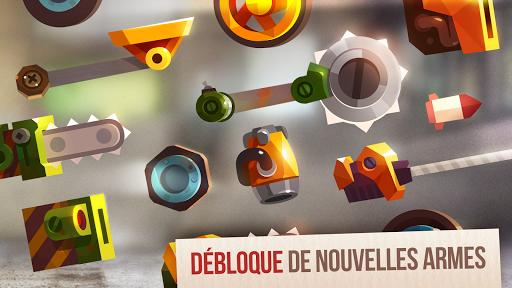 Code Triche CATS: Crash Arena Turbo Stars | Robots de combat (Astuce) APK MOD screenshots 3