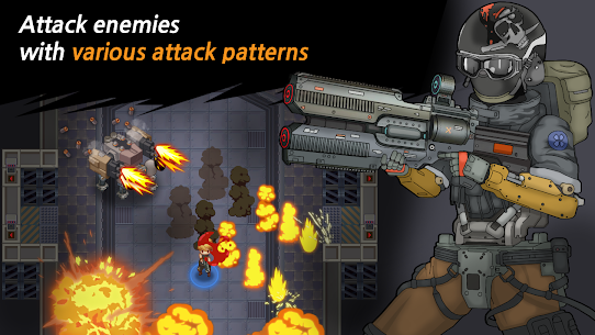 Mystic Gunner Mod Apk: Roguelike Shooting Action Adventure (Unlimited Gold) 2