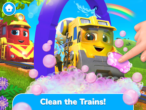 Mighty Express - Play & Learn with Train Friends android2mod screenshots 10