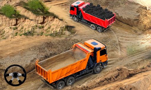 Truck Simulator Hill Transport Driver Truck 3D 1.0.5 screenshots 1