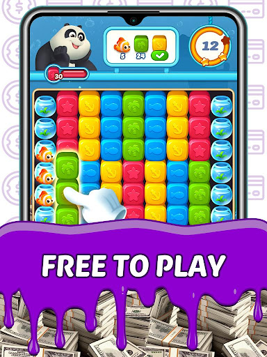 Fish Blast - Big Win with Lucky Puzzle Games 1.1.28 Screenshots 1