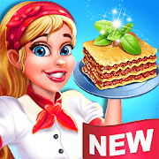 COOKING FUN Crazy Chef Kitchen Craze Cooking Games