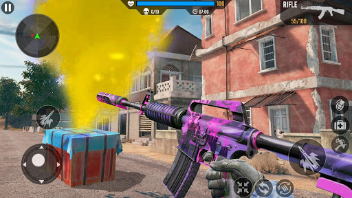 Critical Cover Strike Action: Offline Team Shooter 1.13 screenshots 7