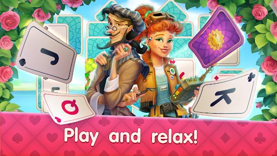 CityMix TriPeaks Solitaire! New Classic Card Games 0.19.3 screenshots 1