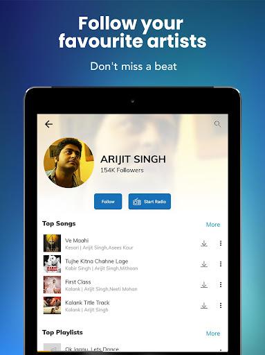 Hungama Music - Stream & Download MP3 Songs  Screenshots 14