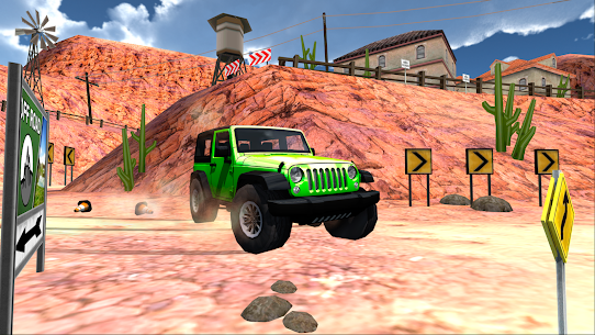 Extreme SUV Driving Simulator MOD APK (Unlock All Cars) 3