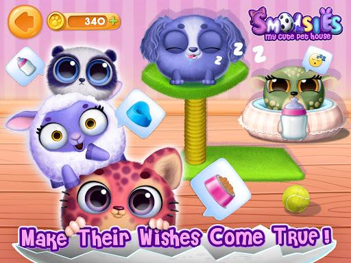 Smolsies - My Cute Pet House 5.0.142 Screenshots 22