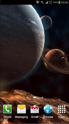 Planetscape 3D Live Wallpaperのおすすめ画像3