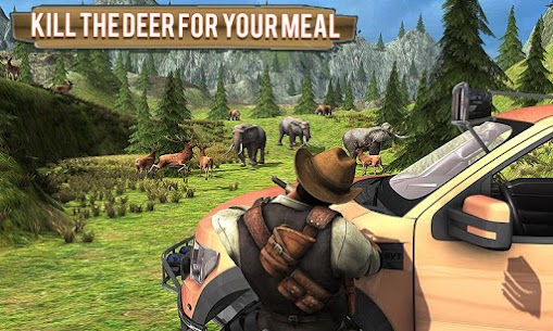Animal Hunt : Jungle Survival Hack Game Android & iOS 1