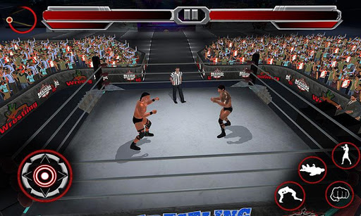 World Wrestling Revolution Stars: 2017 Real Fights 1.0.2 Screenshots 8