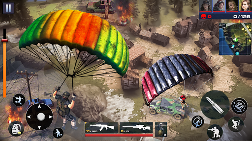 Real Commando Shooting FPS Game: Sniper Shooting  screenshots 1
