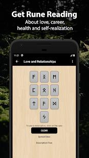 runic divination - elder futhark runes tarot hack