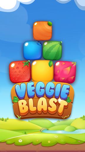 Veggie PopStar -Blast Game  screenshots 1