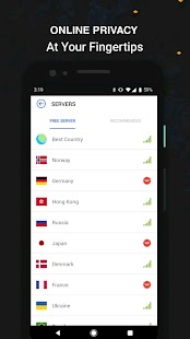 Wild VPN Pro: Premium VPN, No Subscription, No Ads Screenshot