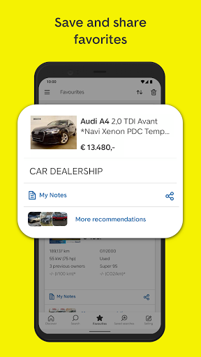 AutoScout24: Buy & sell cars screenshots 5