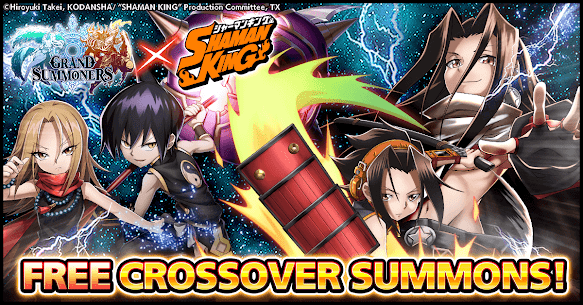 Grand Summoners – Anime Action RPG Apk Download 4