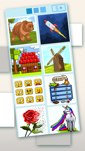 Pixyfy: pixel art, color by number, coloring games  screenshots 12