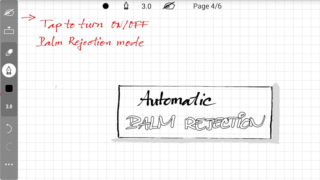 INKredible MOD APK 2.6.2 (Professional Unlocked) - Handwriting Be aware poster 1