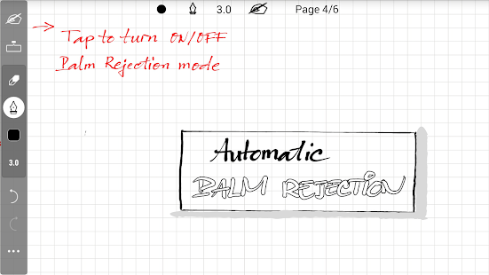 INKredible - Handwriting Note screenshots 2