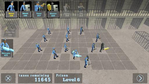 Battle Simulator: Prison & Police apktram screenshots 17