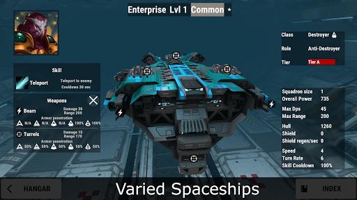 Stellar Wind Idle  screenshots 5