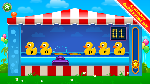 Learn Letter Sounds with Carnival Kids  screenshots 7