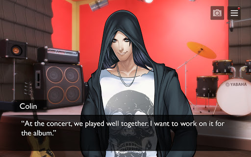 Is It Love? Colin - Romance Interactive Story android2mod screenshots 14