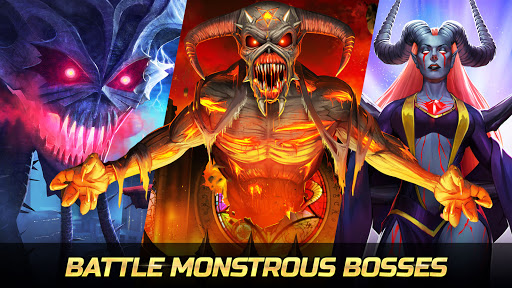 Iron Maiden: Legacy of the Beast - Turn Based RPG 337071 screenshots 6