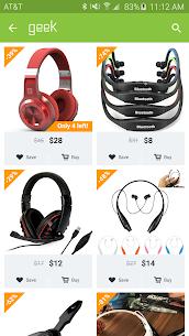 Geek – Smarter Shopping 2