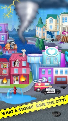 Kitty Meow Meow City Heroes - Cats to the Rescue!のおすすめ画像2