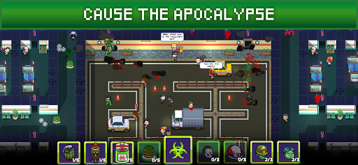Infectonator 3: Apocalypse apkdebit screenshots 1