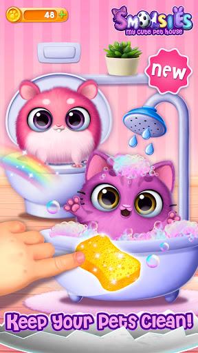 Smolsies - My Cute Pet House 5.0.142 Screenshots 4