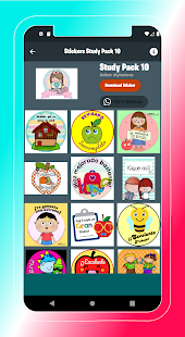 Education Stickers for WhatsApp.