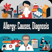 Allergy Causes Diagnosis  Icon