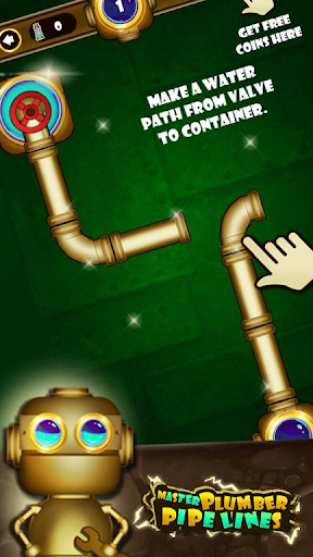 Master Plumber: Pipe Lines goodtube screenshots 2
