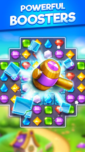 Bling Crush: Free Match 3 Jewel Blast Puzzle Game 1.4.8 screenshots 5