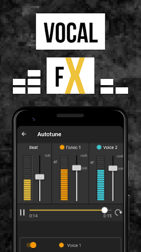 Foto do Rap Fame - Rap Music Studio with beats & vocal FX