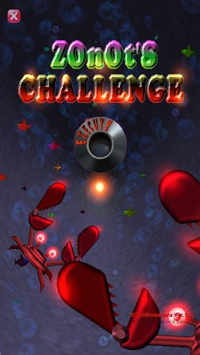 zonot's challenge screenshot 1