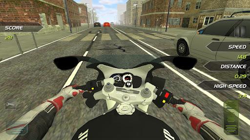 Extreme Motorbike Racer 3D  screenshots 3