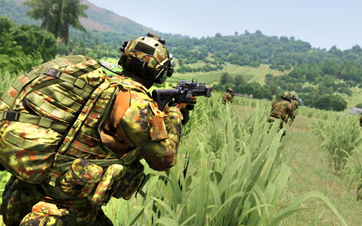 Call Of Hunter: FPS Commando Mission Game 3D - New apkpoly screenshots 3