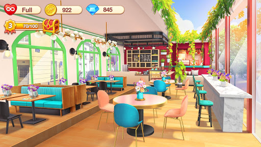 My Restaurant: Crazy Cooking Madness & Tile Master 1.0.10 screenshots 5