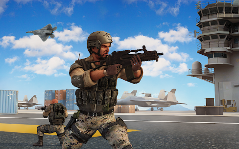 Superhero Navy Warship Hack Game Android & iOS 1