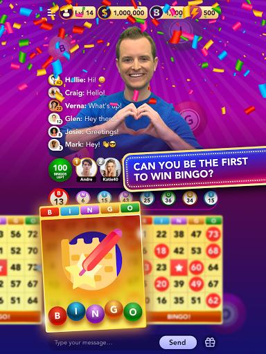 Bingo: Live Play Bingo game with real video hosts 1.5.5 screenshots 7