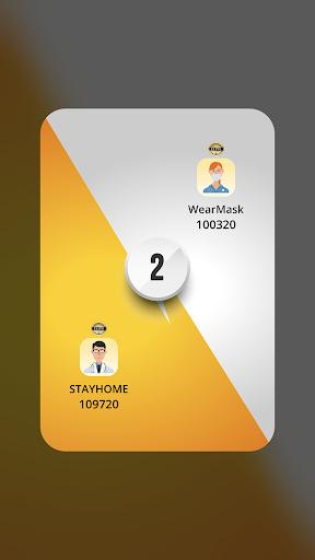 Hangman Multiplayer - Online Word Game 7.8.1 screenshots 4